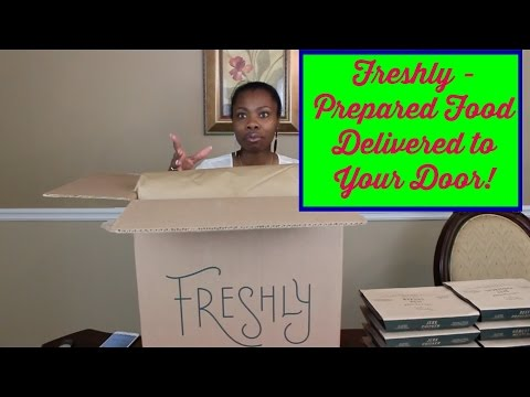 Freshly Prepared Food Delivery - My Thoughts and Review ||Simply Tamika