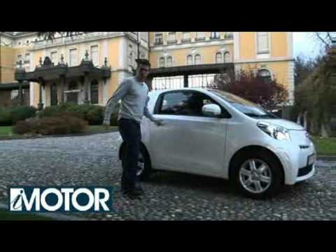 Toyota iQ review  - iMOTOR