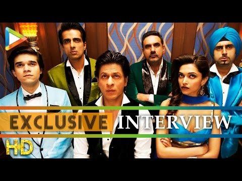 Farah Khan exclusive interview on Happy New Year Success Part 1