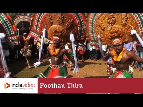 Poothan Thira - A Ritual Art Form