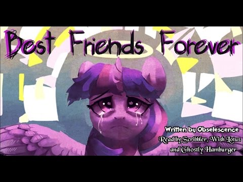 Pony Tales [MLP Fanfic Readings] 'Best Friends Forever' by Obselescence (dark/sadfic)