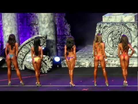 Bikini International  2012 - Slideshow