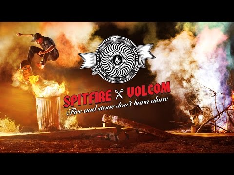 Spitfire X Volcom Collection Video