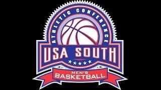 2018 USA South Men's Basketball Tournament - Semifinal #2