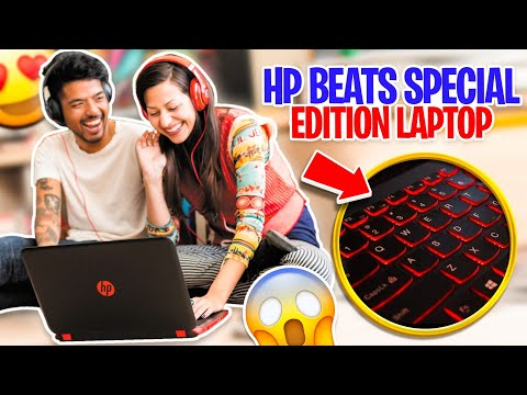 HP Beats Special Edition Laptop 15-p030nr 15Z Backlit Keyboard w/ Touchscreen Review
