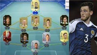 FIFA 19 BEST POSSIBLE SCOTLAND SQUAD! MEGA SQUAD BUILDER