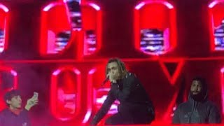 Lil Pump LIVE - I Love It, Esketit, Gucci Gang, Drug Addicts @ Breakaway Music Festival 2018