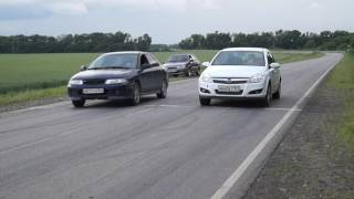 Mitsubishi Carisma VS Opel Astra