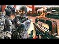 RIP TWITCH AND ELA! - Rainbow Six Siege Nerf Gameplay (TTS Servers)
