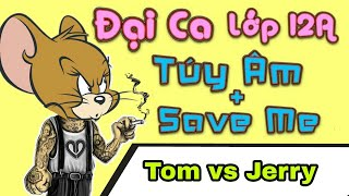 NVD - Major League Class 12A Tom vs Jerry + Save Me Parody - LEG -