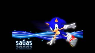 Sonic Generations - Rooftop Run (Classic) (Sagas -Remix)