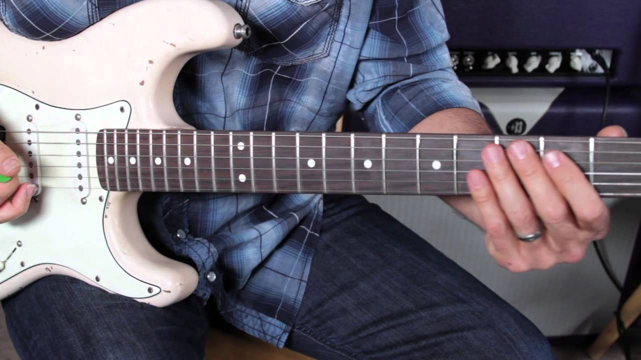 how to play heavy metal riffs