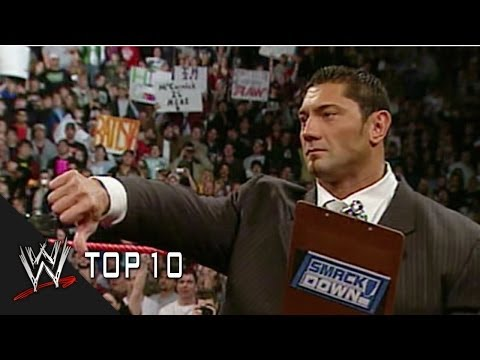 Raw Grand Finales - WWE Top 10