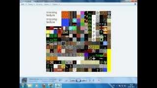 Делаем читерский текстур пак для MINECRAFT 1.5 (13w02a)