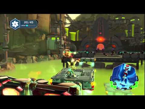 Ratchet & Clank: Full Frontal Assault / Defenseless / Trophy Guide