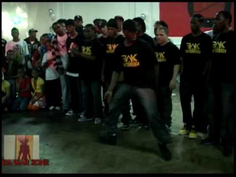 FOOTWORKINGZ vs FOOTWORK GODz...pt.1 ( WALA CAM )