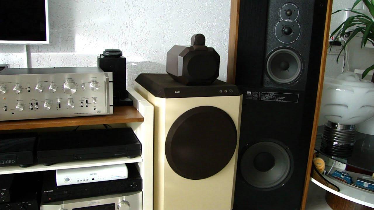 B U0026w 801 Mk1 Series 80 Test