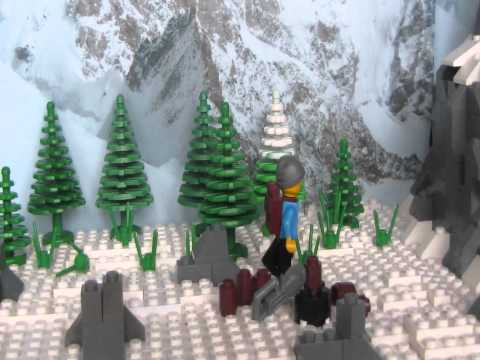Thumbnail of video lego hill climbing