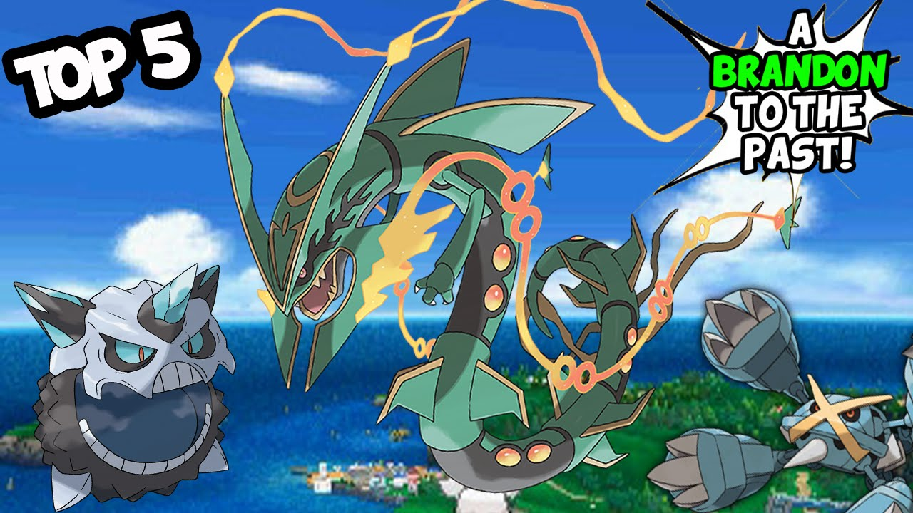 Top 5 best pokemon mega evolutions in omega ruby and alpha sapphire youtube - How to mega evolve a pokemon ...