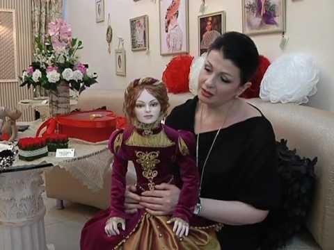 Шляпа на куклу своими руками