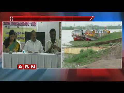 Minister Tummala Nageswara Rao Holds Review Meet With Govt Officials Over Godavari floods