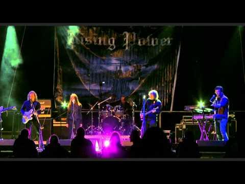 Rising Power - Troppo Oro e Argento - Sun Valley Metalfest 2013 [OFFICIAL]