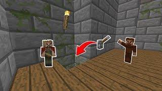 ARDA VE RÜZGAR GİZLİ BÖLGE BULDU! 😱 - Minecraft