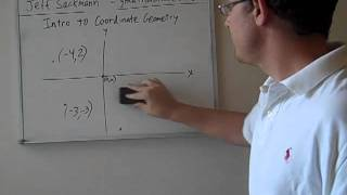 Intro to Coordinate Geometry