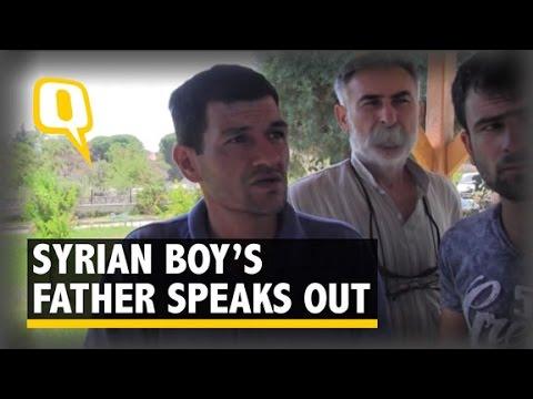 My Children Slipped Away From My Hands: Aylan Kurdi's Father