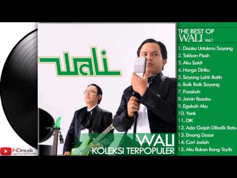 WALI Band Full Album - Lagu POP Indonesia Populer 2017
