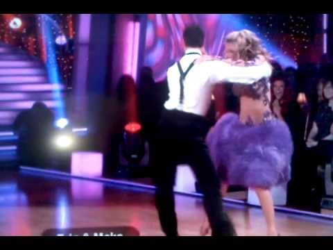 Erin Andrews dancing with the stars 4/26/10