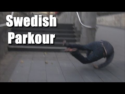 Parkour - Swedish Creature Adventures