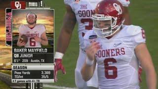 2015 Orange Bowl - Oklahoma vs Clemson