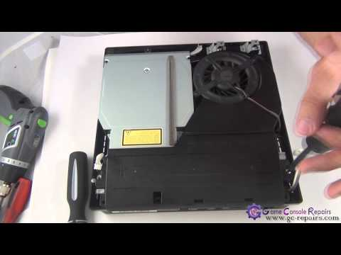 PS3SLIM   320GB CECH 25xxB Blu Ray Drive Replacement