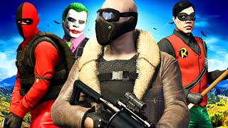 GTA 5 Online Super Hero Outfits 2019