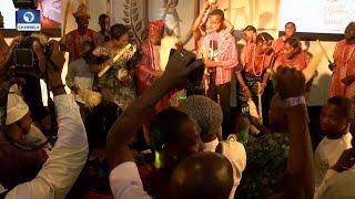 Olabode Adetoyi Celebrates 50th Birthday  Metrofile 