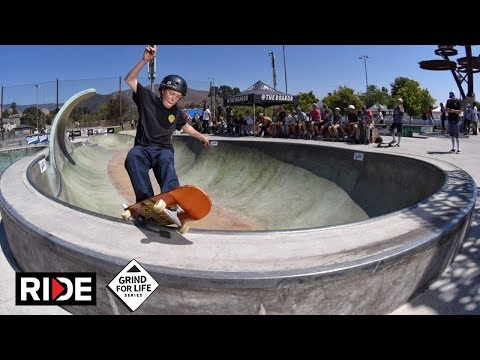 Grind for Life Series at San Luis Obispo Presented by Marinela