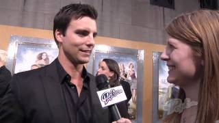 Is Colin Egglesfield Trying to Win Ginnifer Goodwin's Heart?