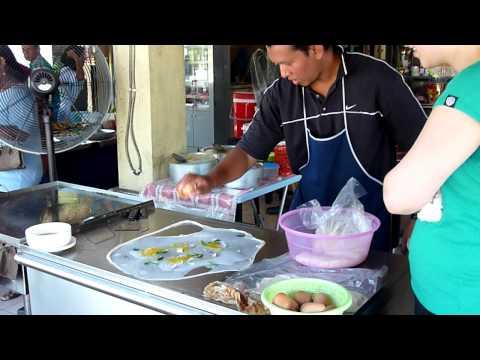 Roti Canai Making Video