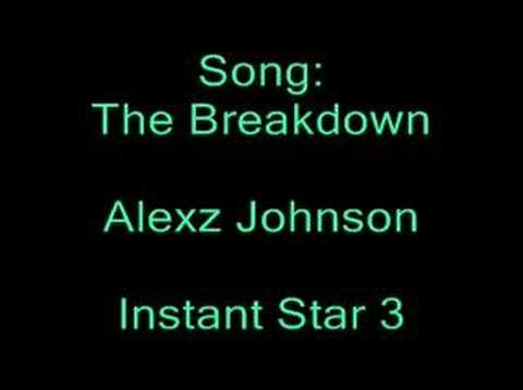 Alexz Johnson - The Breakdown