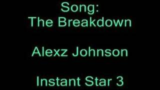 Watch Alexz Johnson The Breakdown video
