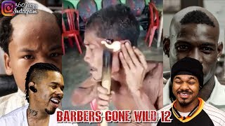 BARBERS GONE WILD REACTION 12