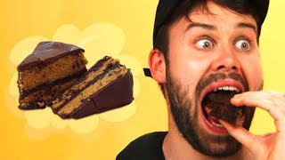 Irish People Taste Test Vegan Cakes
