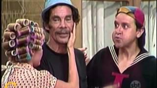 Chaves - O Namoro de Seu Madruga (1975) Lote de 1984 (2)
