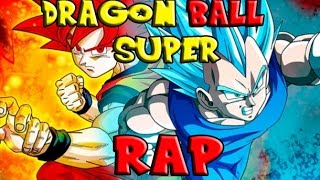 DRAGON BALL SUPER RAP | La otra zona
