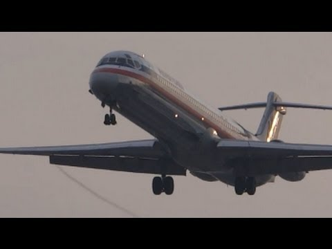 Planespotting Compilation #23: Alaska, United, American Airlines, O'Hare International Airport ORD