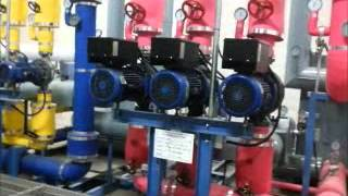 Energy Saving Water Supply & HVAC Heating Circulation Pump System (INJUNGTECH)