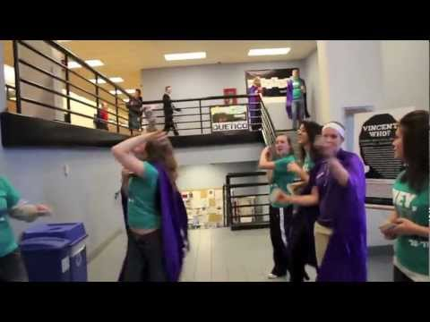 Winona State University Residence Life 2010-2011 Lip Dub to Katy Perry - Firework
