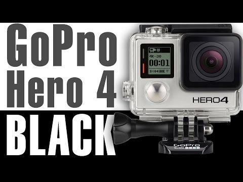 GoPro Hero 4 Black – обзор экшн-камеры, режимы съемки, органы управления