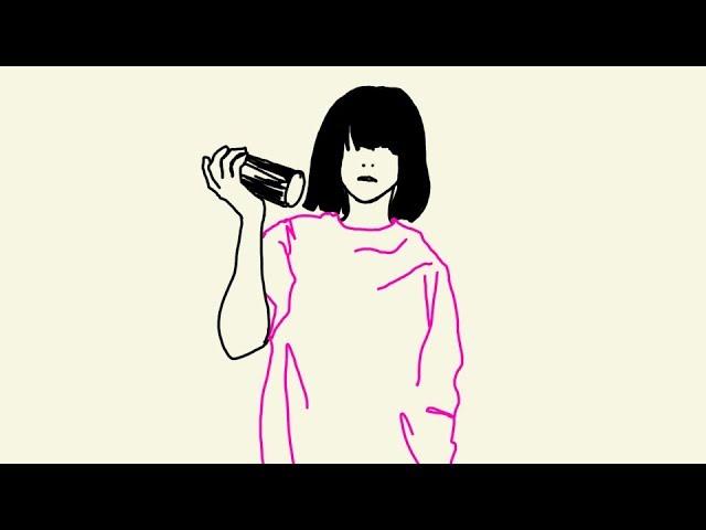 """パスピエ - """"グラフィティー""""のアニメーションMVを公開 (animation : 大胡田なつき) 新譜「more humor」2019年5月22日発売予定収録曲 thm Music info Clip"""